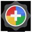 icone google plus